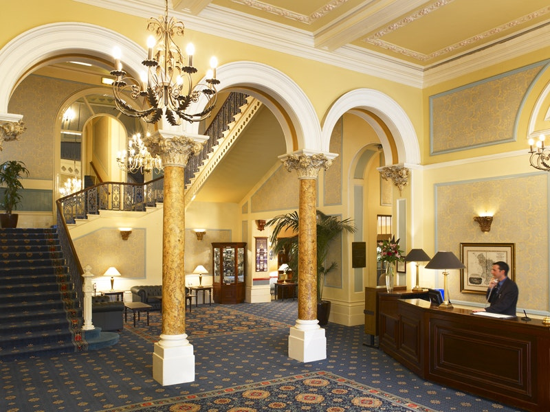 The Palace Hotel Spa