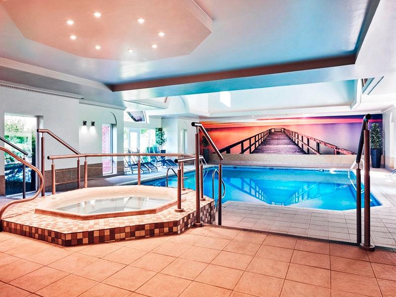Mercure Shrewsbury Albrighton Hall Hotel and Spa