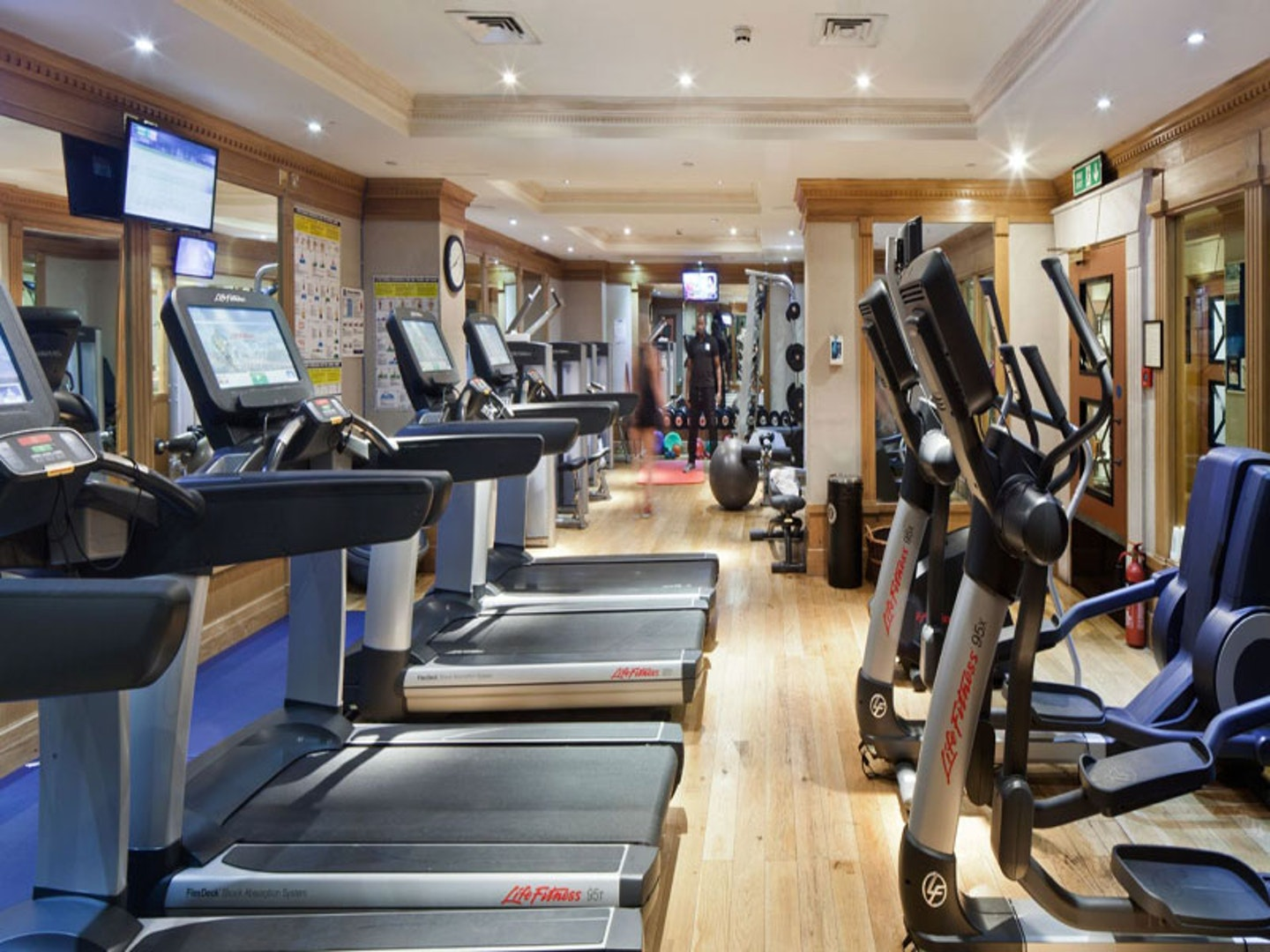 Luxury UK spas with gyms