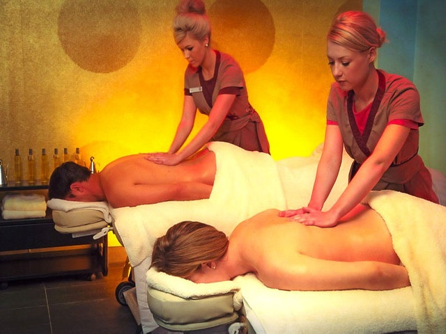 Spa Gifts for Couples