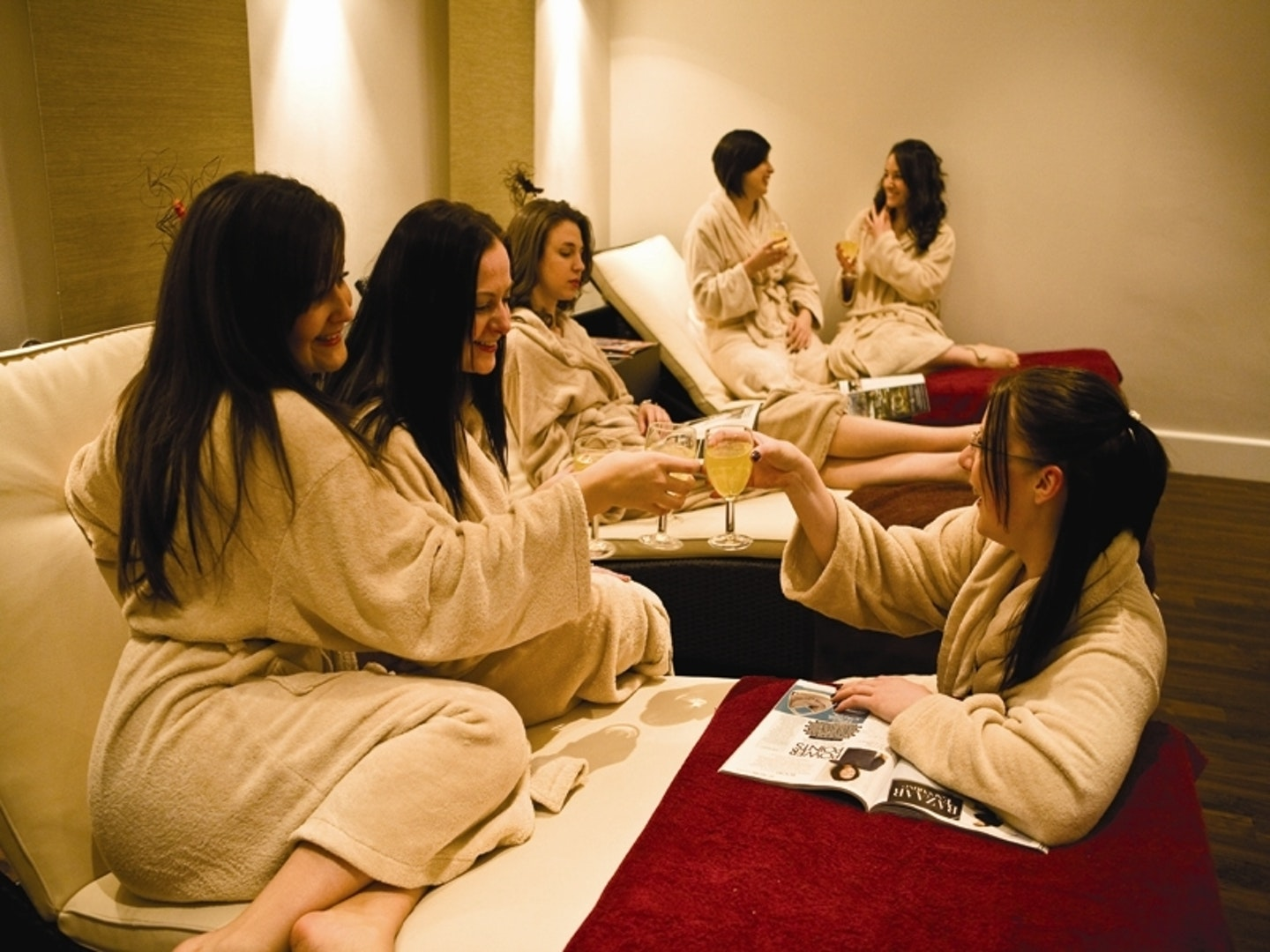 SpaSeekers •Spa Days and Breaks near Stafford, Staffordshire