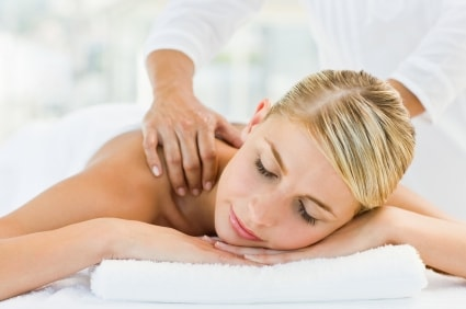 Spa Massage Voucher