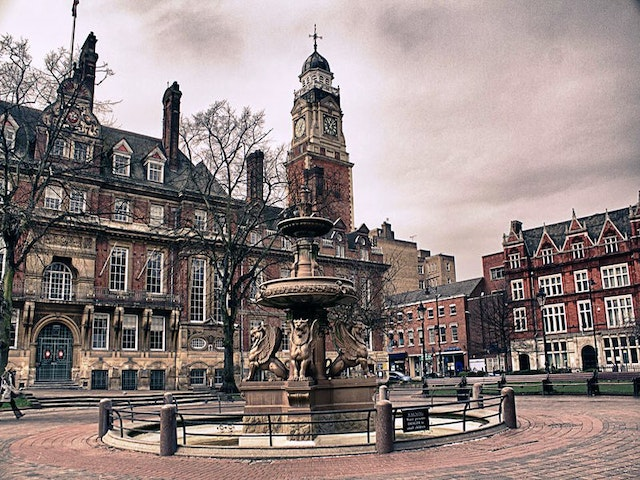 Guide to Leicester