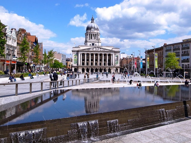 Guide to Nottingham