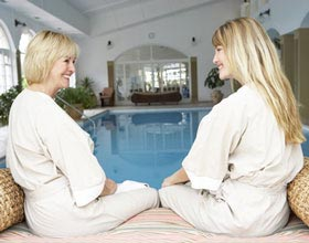 Mother and Daughter Pamper Day