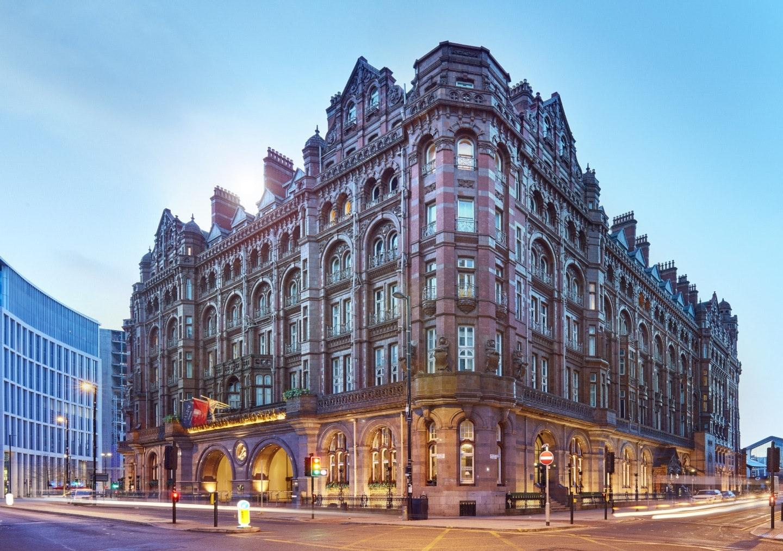 SpaSeekers •Leonardo and Jurys Inn Hotels London