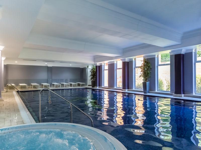 Greenwoods Hotel Spa & Retreat