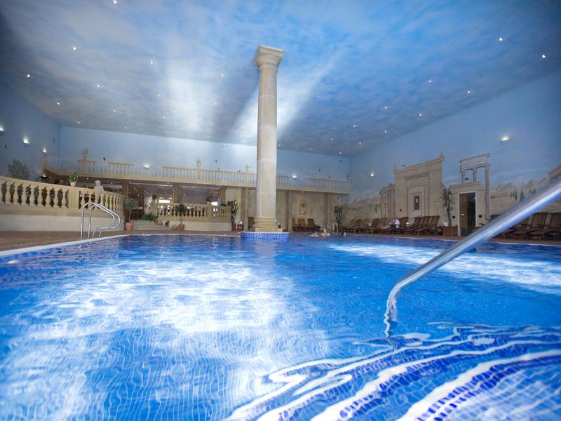 Whittlebury Hall Hotel Spa